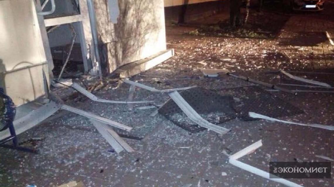 Нові вибухи у Києві
