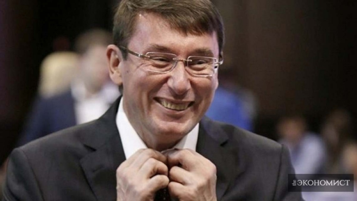 Не пустили в США – пойду в президенты: политический стиль Юрия Луценко
