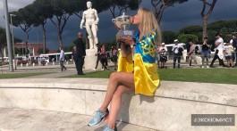 Элина Свитолина стала самой титулованной теннисисткой в истории Украины