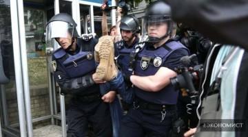 как в украине прошло 9 мая