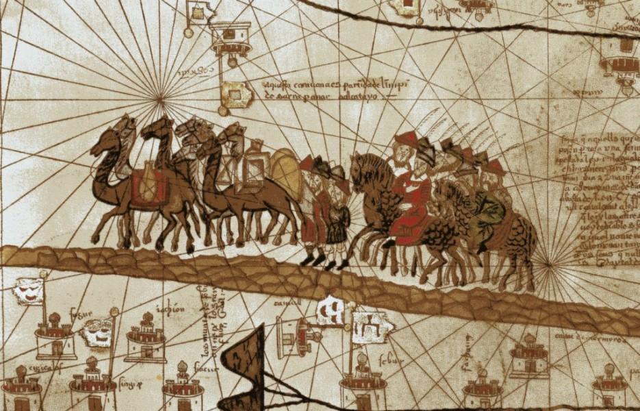 """""""Да, я нарисовал очень противоречивую картину, учитывая политическое ослабление и стагнацию, которые я описал на всем большом Ближнем Востоке и в Центральной Азии. И в этом-то и суть"""". Роберт Каплан"""
