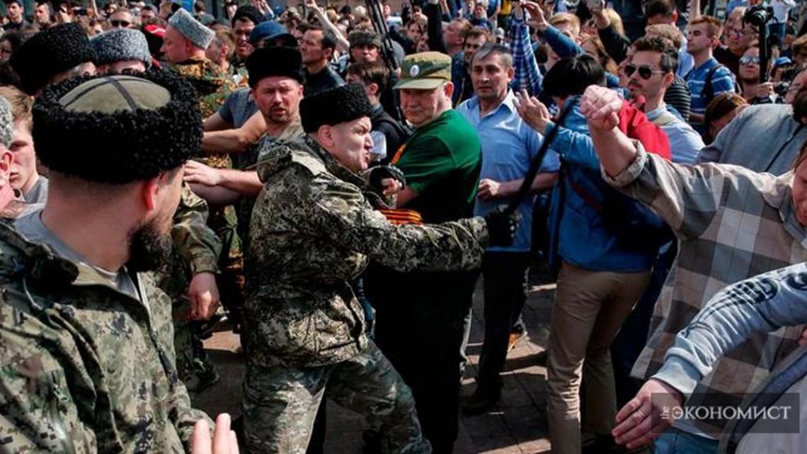«Титушки» как часть Майданной технологии