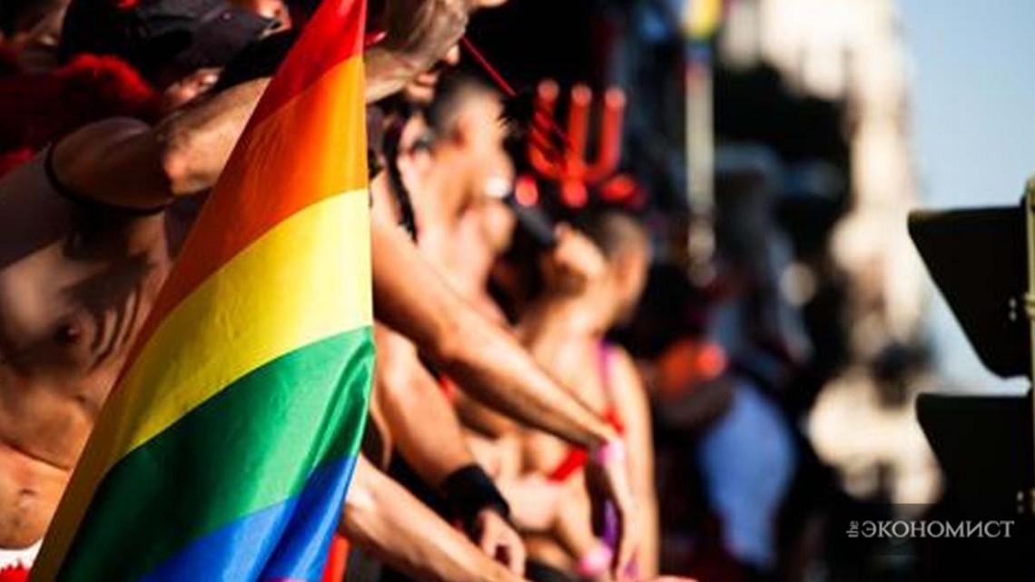 украину назвали самой гомофобной страной