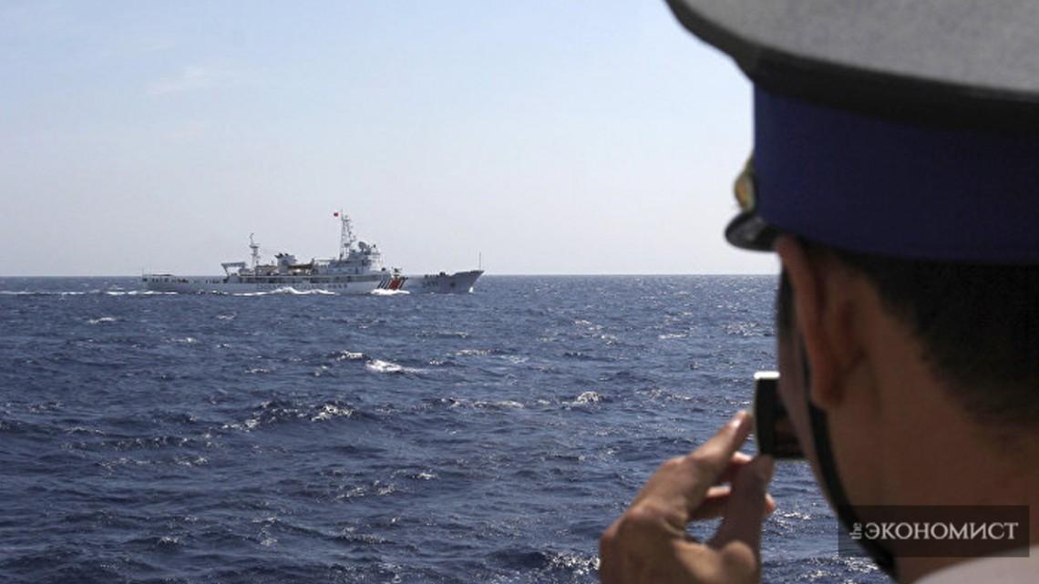 южнокитайское море и борьба за него