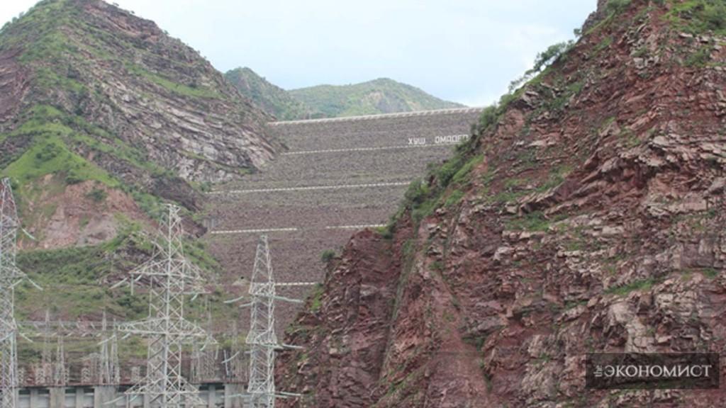 Нурекская ГЭС мощностью 3 ГВт