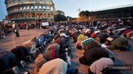 ислам в европе