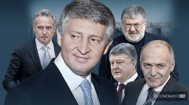 олигархи украины
