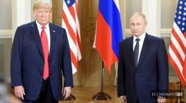 встреча трампа с путиным