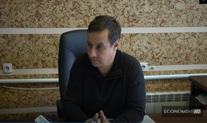 Дмитро Тяглій – виконуючий обов`язки генерального директора державного підприємства «Бурштин України»