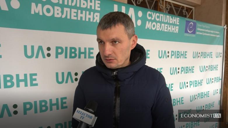 Володимир Валявка – депутат фракції «Свобода»